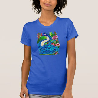 In A Deep Jungle-Snakes T-Shirt