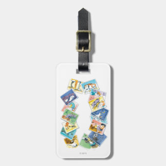 In a Dog's Life Luggage Tag