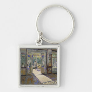 In a House, 1913 Key Ring