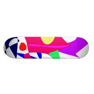 In a Hurry Skateboard