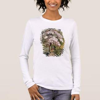 In a Shoreham Garden (w/c) Long Sleeve T-Shirt