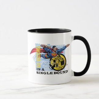 In a single bound mug