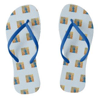 In A Tizzy Flip Flops