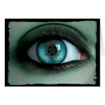 In A Witches Eye Note Card