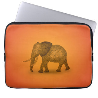 In Africa - Elephant Laptop Sleeve