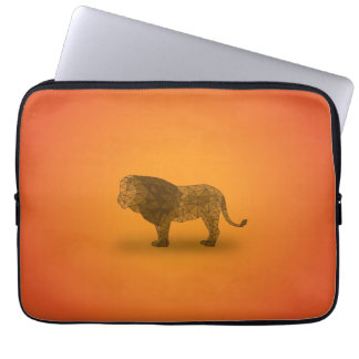 In Africa - Lion Laptop Sleeves