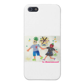 In Amusement (Pine&Berry) iPhone 5 Case