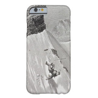 'In Attempting to Pass the Corner I Slipped and Fe Barely There iPhone 6 Case