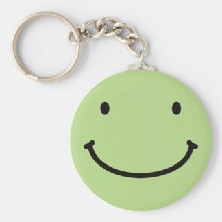< In back zipper you > Mr. Zipper ON the back Basic Round Button Key Ring