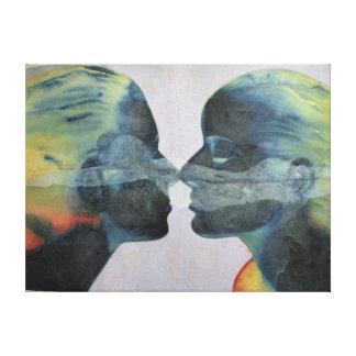 In Between 2003-07 Canvas Print