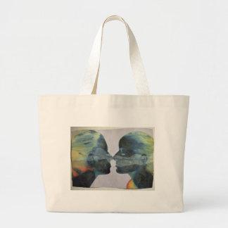 In Between 2003-07 Large Tote Bag