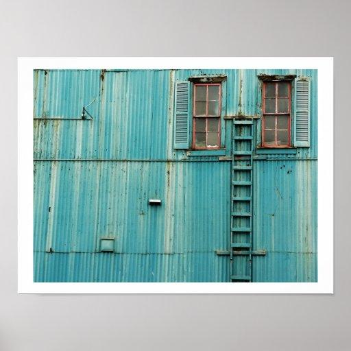 In Between Windows Poster