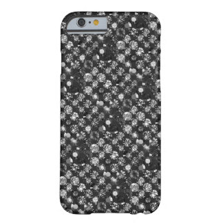 in black grey barely there iPhone 6 case