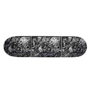 In Black/Skate Skate Board Deck