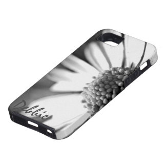 In Bloom l B&W Foral Photography iPhone 5 Case