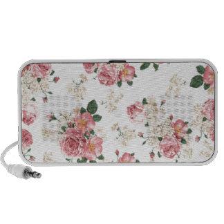 In bloom Springtime floral print Travel Speaker