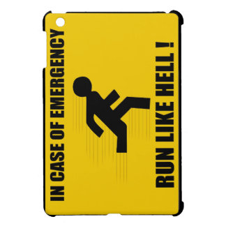 In case of Emergency iPad Mini Cover