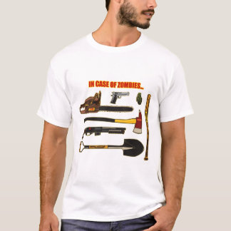 In Case of Zombies... T-Shirt
