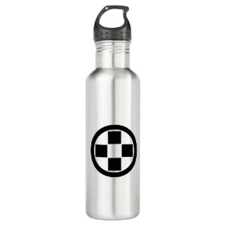 In circle four stones 710 ml water bottle
