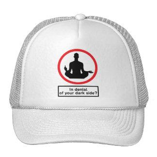 In Denial of your Dark Side - Trucker's Hat