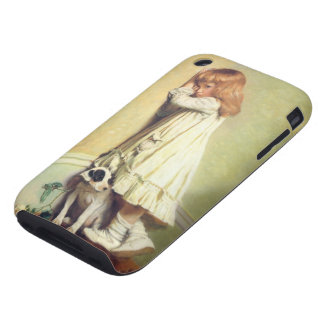 In Disgrace by Charles Burton Barber Tough iPhone 3 Case