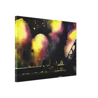 In Dream Canvas Print
