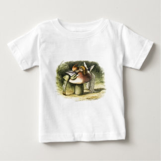 In Fairyland A Fairy Kiss by Richard Doyle T-shirts