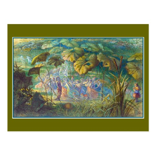 In Fairyland: An Elfin Dance Post Cards