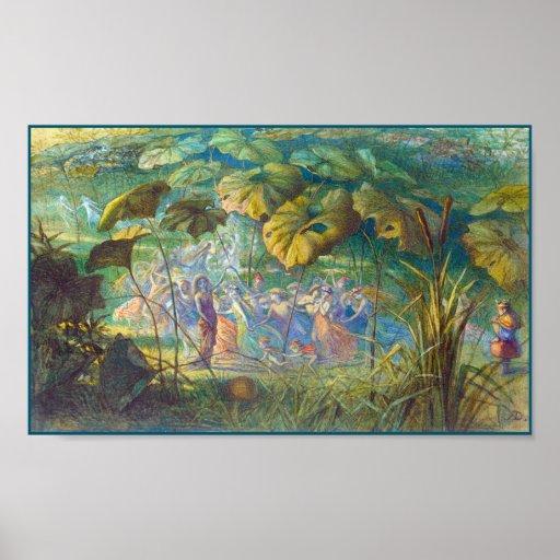 In Fairyland: An Elfin Dance Poster