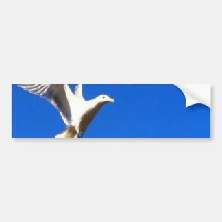 In Flight Bumper Stickers