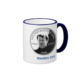 In Frank We Trust Ringer Mug