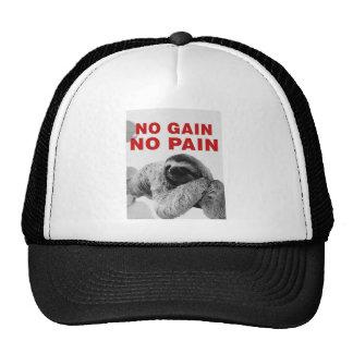 in gain in pain cap