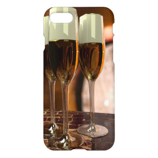 In glass beer iPhone case