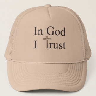 In God I Trust Trucker Hat