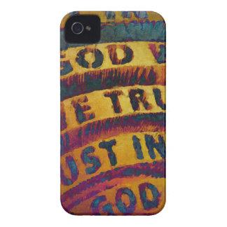 In God We Trust iPhone 4 Cases