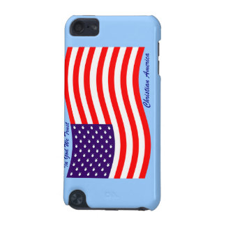 In God We Trust ~ Christian America iPod Touch (5th Generation) Covers