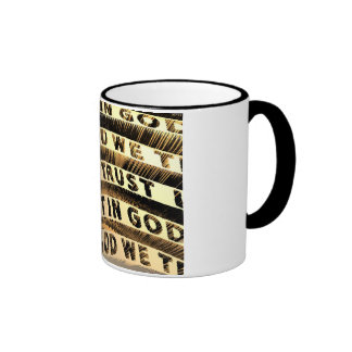 In God We Trust Coffee Mugs