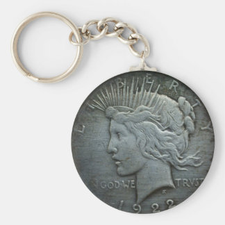 In GOD we trust - Coin of 1922 Key Ring