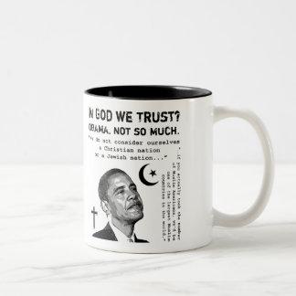 In God We Trust? Mug