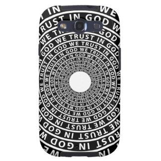 In God We Trust Samsung Galaxy SIII Cases
