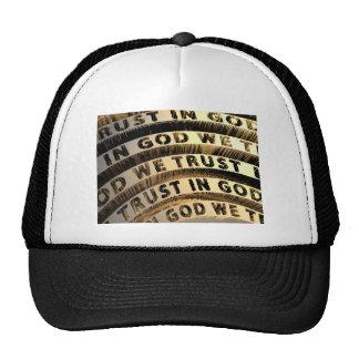 In God We Trust Trucker Hats