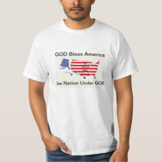 In GODBless...Under GOD Shirts
