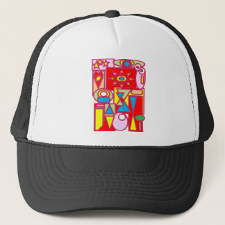 IN GOOD SHAPE TRUCKER HAT
