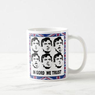 In Gord We Trust Mug
