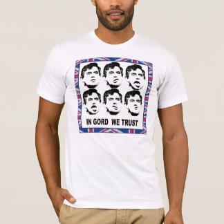 In Gord We Trust Tshirt