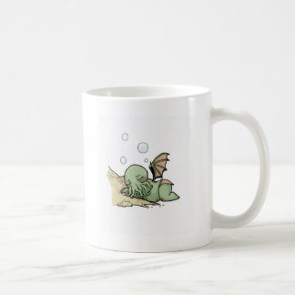 In his house at R lyeh dead Cthulhu waits dreaming Mugs