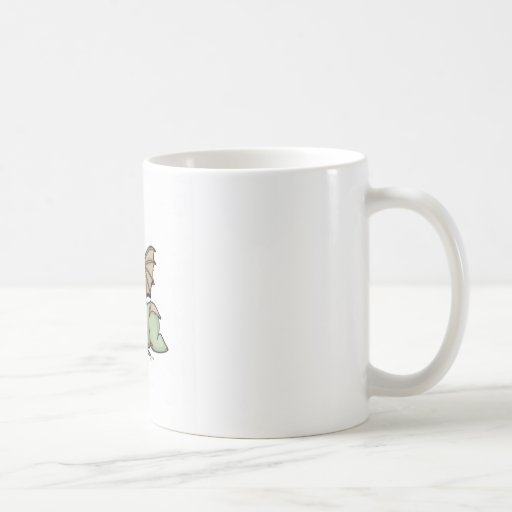 In his house at R'lyeh dead Cthulhu waits dreaming Coffee Mugs