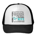 In Honour Tribute Collage Tribute Cervical Cancer Cap