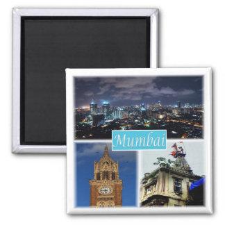 IN * India - Mumbai Bombay Magnet