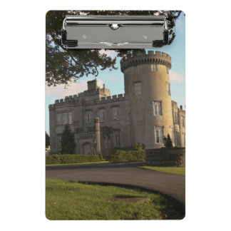 In Ireland, the Dromoland Castle side entrance Mini Clipboard
